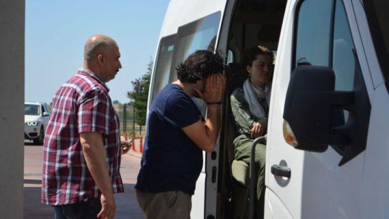 17 FETÖ'cü Yunanistan'a kaçarken paketlendi