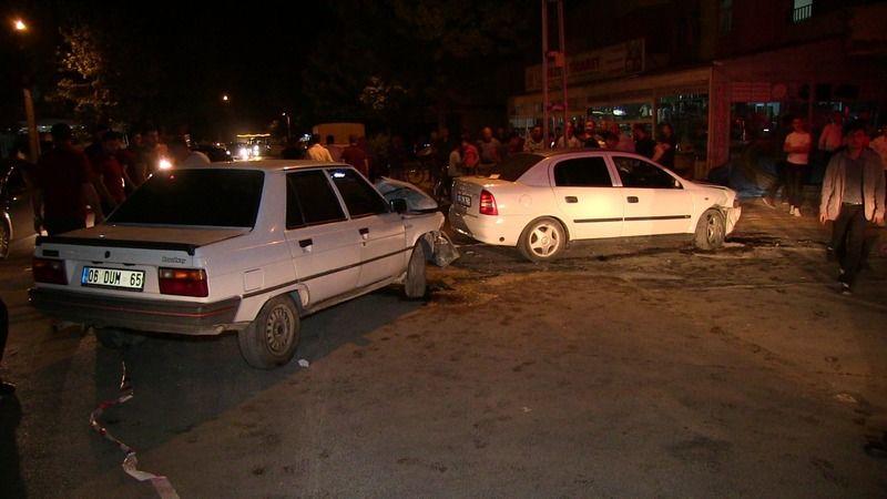 Elbistan'da 3 ayrı trafik kazası: 2'si çocuk 5 yaralı