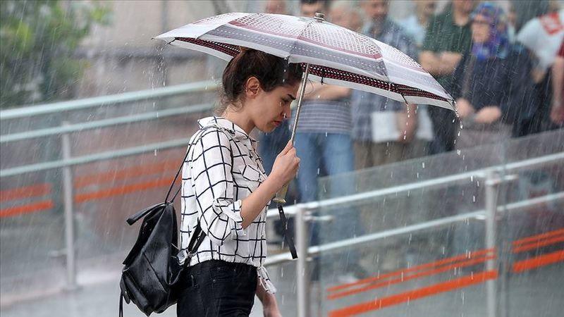 Meteorolojiden Elbistan'a sağanak uyarısı