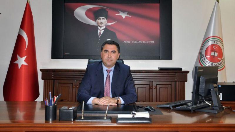Elbistan Cumhuriyet Başsavcısı Hayri Ormancı görevine başladı