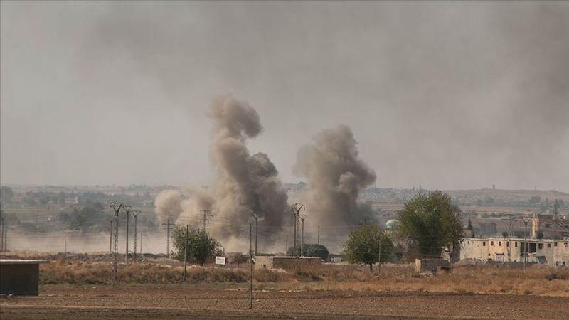 Barış Pınarı Harekatı'nda 637 terörist gebertildi
