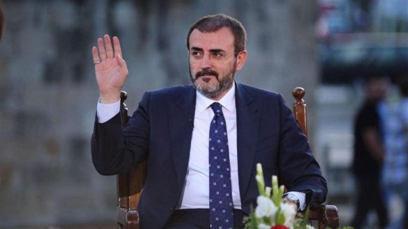 Mahir Ünal'dan Erdoğan'a veto teşekkürü