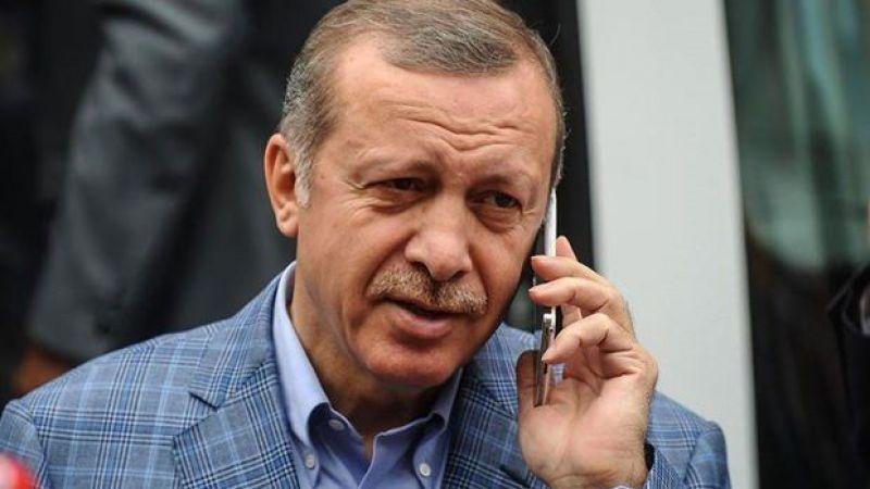 Erdoğan'ın Çelikler Holding sahibiyle yaptığı telefon görüşmesi