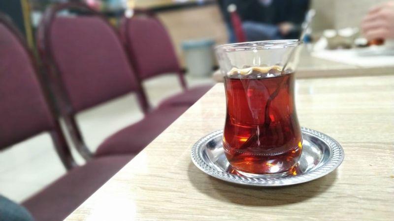 Elbistan'da bardak çay fiyatlarına yüzde 50 zam