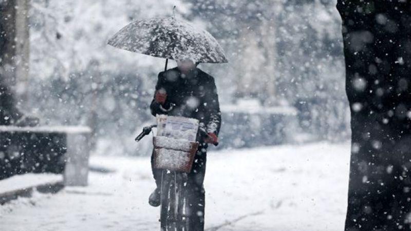 Elbistan'da bir hafta boyunca aralıksız kar yağacak