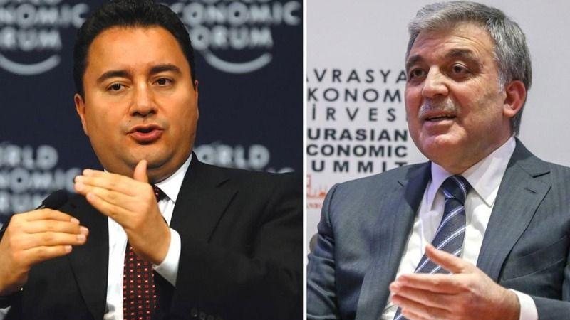 Ali Babacan'ın partisi kurulmadan karıştı! Abdullah Gül de rahatsız!
