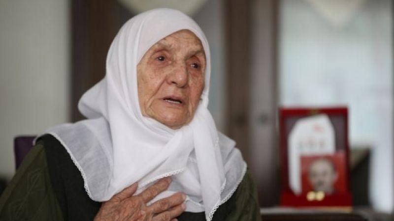 3 şehit annesi maaşını Milli Dayanışma Kampanyası'na bağışladı
