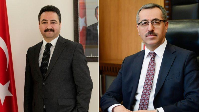 Gürbüz ve Güngör'den Milli Dayanışma Kampanyasına 2 maaşlık destek