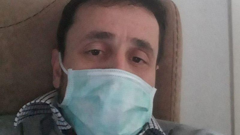 Koronavirüsten eşini ve bebeğini kaybeden acılı baba konuştu