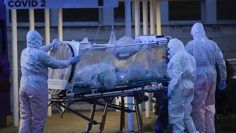 Elbistanlı yaşlı çift koronavirüs sebebiyle hayatını kaybetti