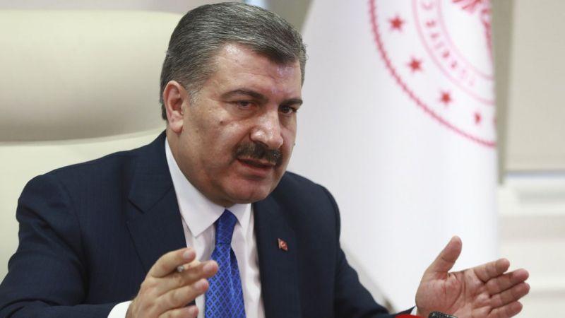 Türkiye'de koronavirüsten can kaybın 812'ye yükseldi