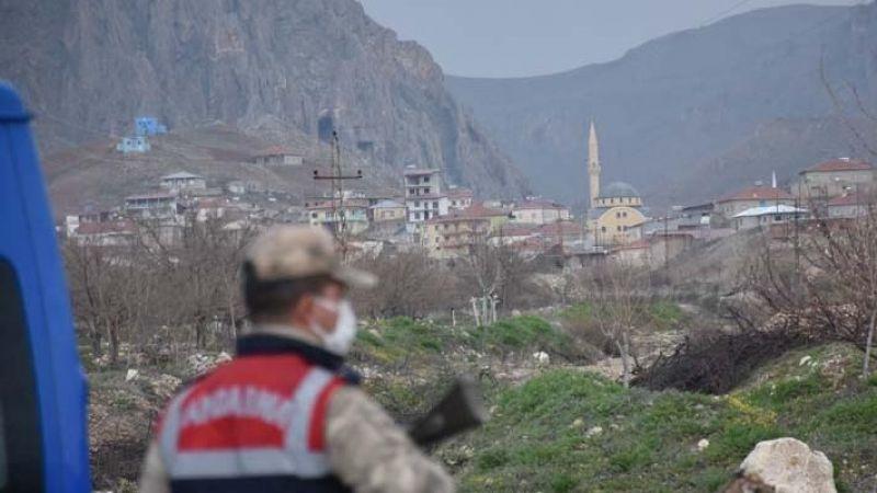 Kahramanmaraş'ta bir köy karantina altına alındı