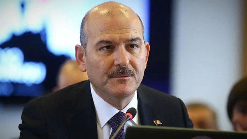Süleyman Soylu, İçişleri Bakanlığı görevinden istifa etti