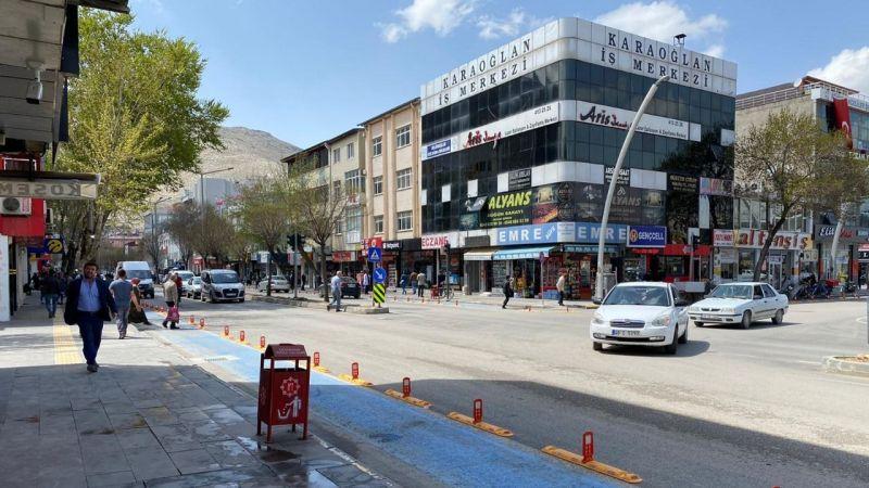Elbistan'da vatandaşlar 'evde kal' çağrısına uymuyor