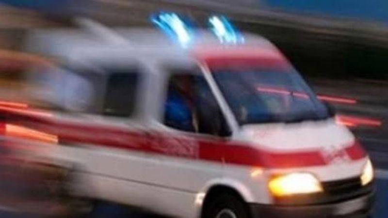 Apartmanın 4. katından düşen çocuk ağır yaralandı