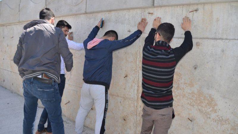 Polisten kaçan 4 kişiye 12 bin 600 lira ceza!