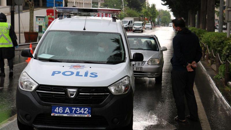 Ekmek almaya otomobiliyle giden sürücüye 392 lira ceza