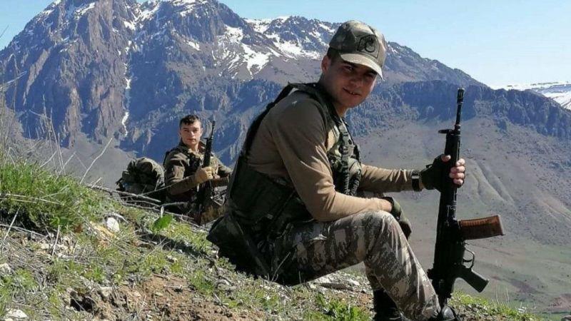 Siirt'te mayına basan Kahramanmaraşlı asker şehit oldu
