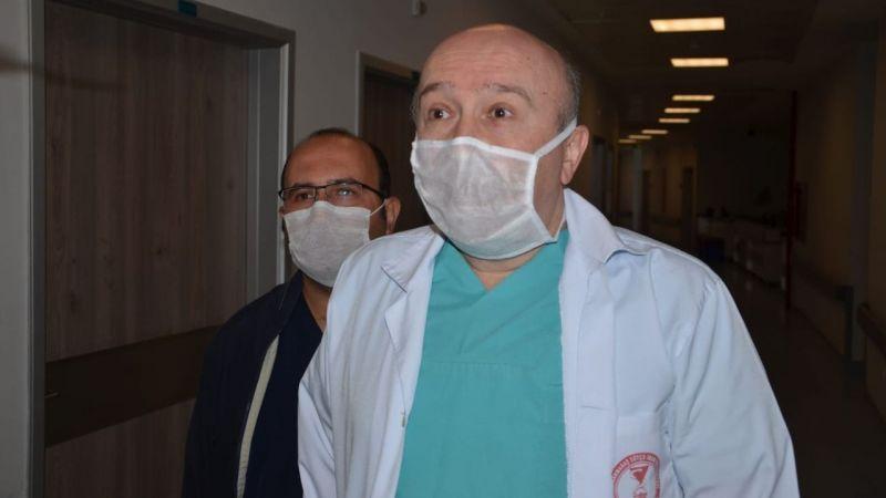 Elbistan'da 50 kişi koronavirüsü yenip taburcu edildi