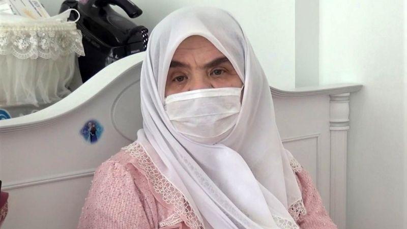 Yürek burkan haber: Kocasıyla gittiği hastaneden yalnız çıktı