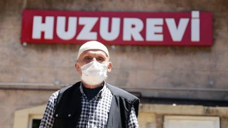83 yaşındaki huzurevi sakini bayram ikramiyesini Milli Dayanışma Kampanyası'na bağışladı