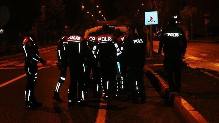 Polisin 'dur' ihtarına uymayan sürücülere 20 bin tl para cezası!