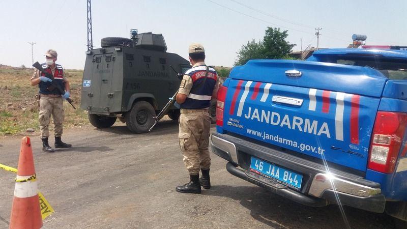 Pazarcık'ta 400 kişilik mahalle karantinaya alındı