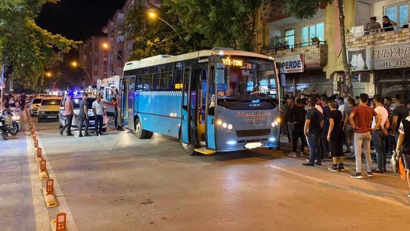 Elbistan'da feci kaza! Halk otobüsünün altında kalan 7 yaşındaki çocuk öldü