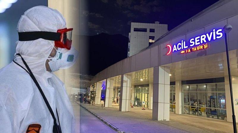 Elbistan'da 21 yaşındaki genç, koronavirüs nedeniyle öldü