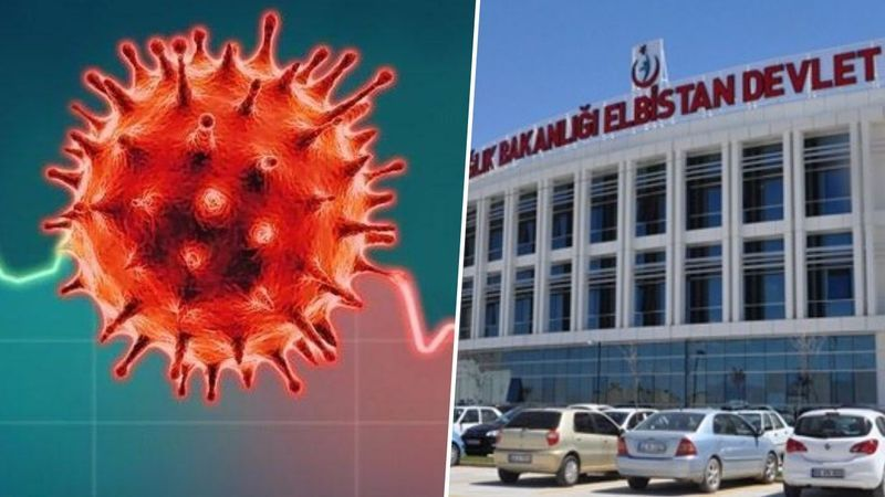 Elbistan'da iki kişi daha koronavirüsten öldü