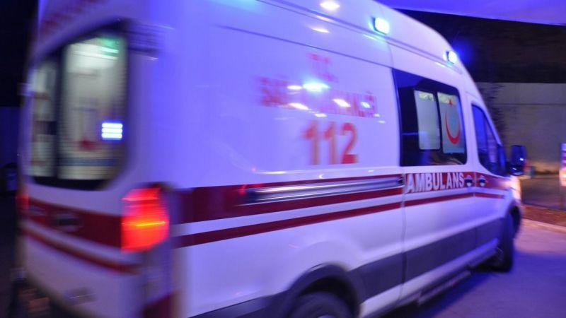 Elbistan'da silahlı saldırı: 2 ağır yaralı