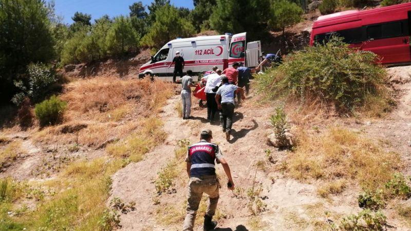 Serinlemek için baraj göletine giren polis memuru hayatını kaybetti