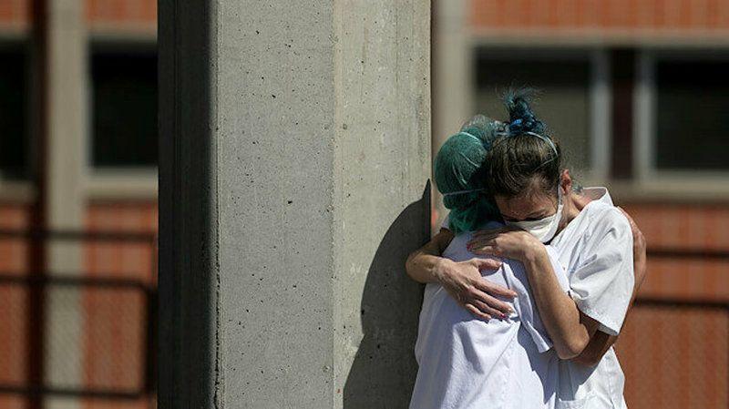 Elbistan'da bugün koronavirüsten iki kişi daha öldü