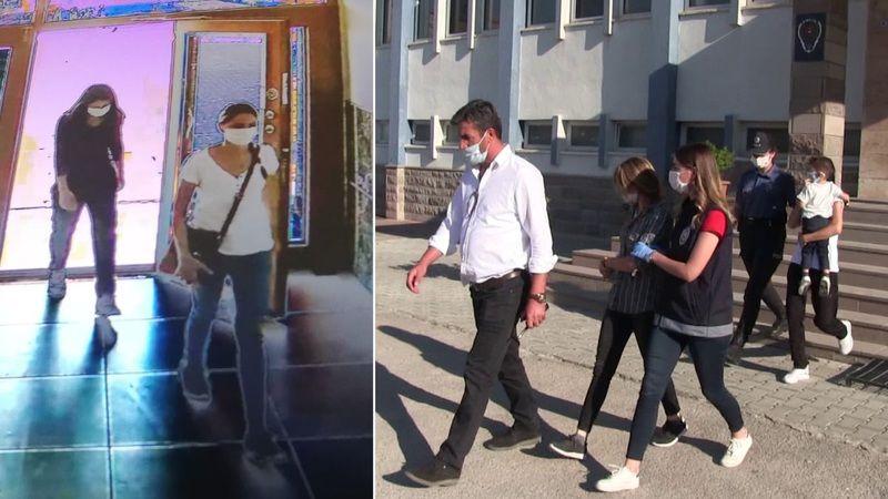 Misafir kılıklı hırsızları vatandaşlar yakaladı