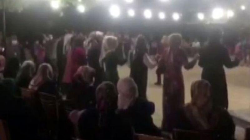 Afşin'de koronavirüs tedbirlerine uymayan düğüne 82 bin 350 lira ceza uygulandı