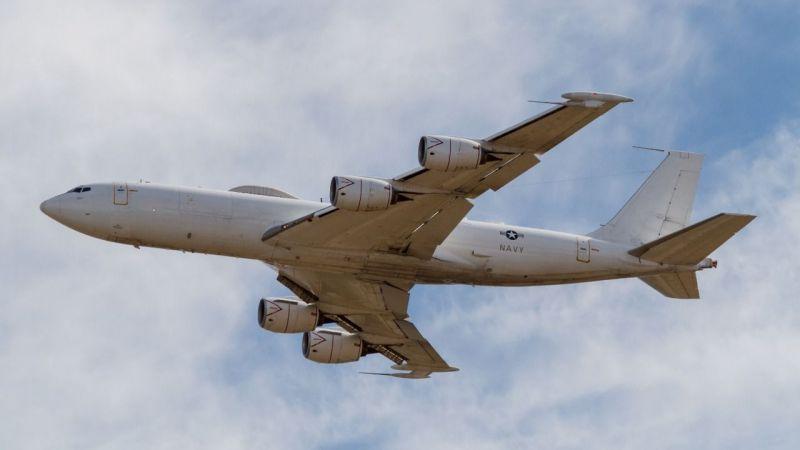 ABD'nin dünya üzerindeki herkesi öldürme kapasitesine sahip uçakları havalandı