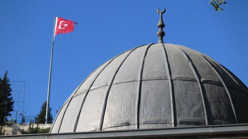 Kahramanmaraş'taki Elbistanlı Dulkadiroğlu beyinin taş mescidine ziyaretçi akını