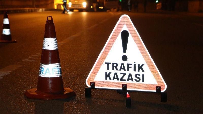 Elbistan Göksun yolunda trafik kazası: 4 yaralı