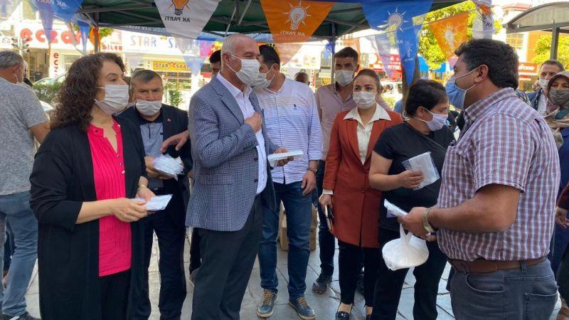 Ahmet Tıraş: Elbistan'da eksik iş kalmayacak