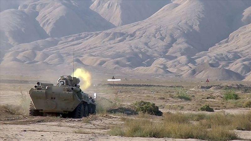 Azerbaycan ordusu Elbistan kadar nüfusu olan Fuzuli kentini işgalden kurtardı