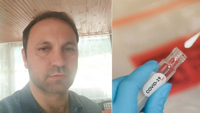 Elbistanlı öğretmen koronavirüse yenik düştü
