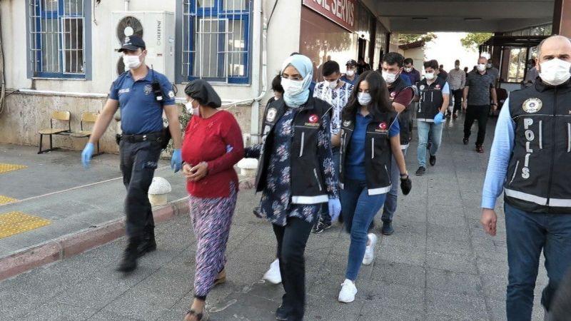 Kahramanmaraş'ta torbacılara 500 polisle şafak baskını: 19 kişi tutuklandı