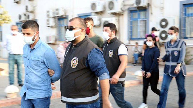 Kahramanmaraş'ta gasptan tutuklanan zanlı: Bizimkisi bir aşk hikayesi