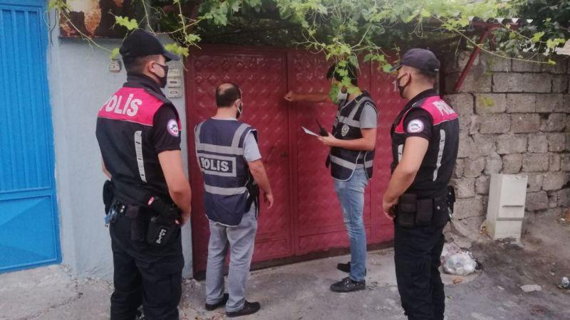 Kahramanmaraş'ta aranan 67 kişi yakalandı 42'si tutuklandı