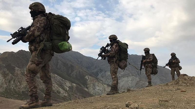 Göksun'da izne ayrılan 1 asker ve 3 sivili şehit eden terörist öldürüldü