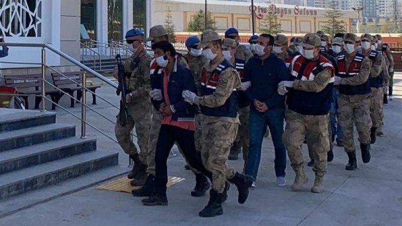 Elbistan'da PKK operasyonu: 15 kişiye gözaltı!