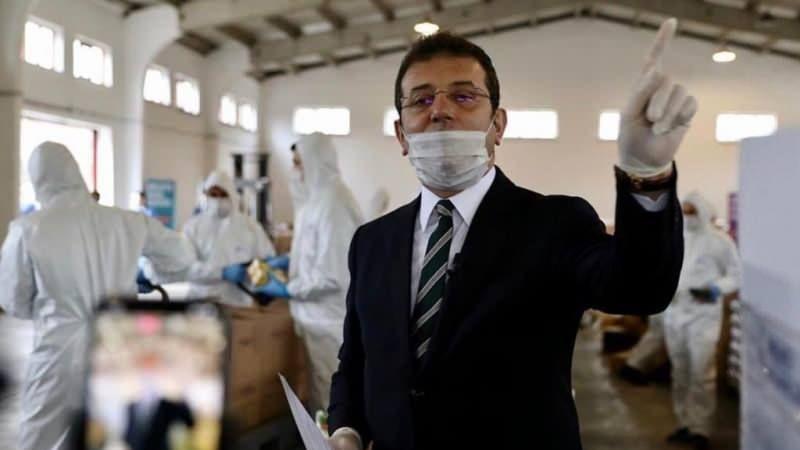 Ekrem İmamoğlu koronavirüse yakalandı