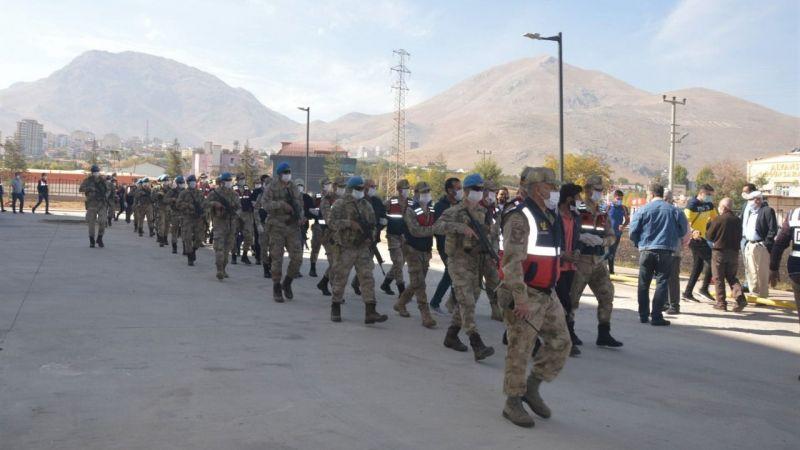 Elbistan'da PKK/KCK'dan gözaltına alınan 15 kişi serbest bırakıldı