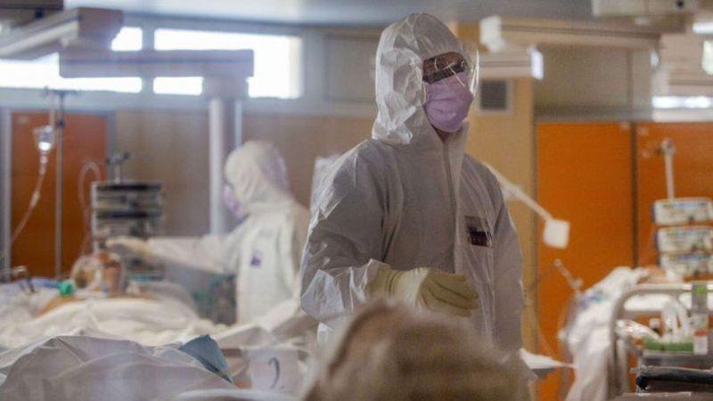 Elbistan'da koronavirüsten bir kişi daha öldü