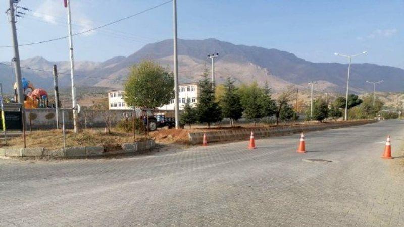 Nurhak'ta iki mahalle koronavirüs karantinasına alındı
